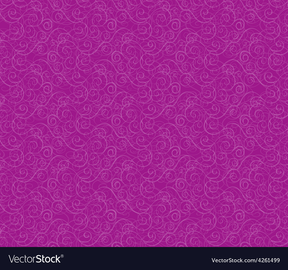 Floral vintage seamless pattern on light vector | Price: 1 Credit (USD $1)