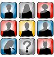 People avatars small vector
