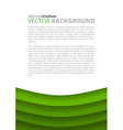Green background for design vector