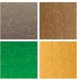 Stone textures vector