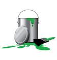 Paint pot vector
