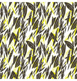 Geometric seamless pattern background vector