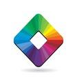 Palette colours vector