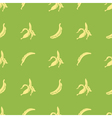Seamless bananas pattern vector