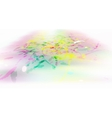 Splash watercolor background plus eps10 vector