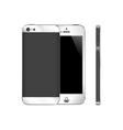 Mobile phone gadget vector