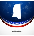 Mississippi vector
