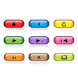 Control buttons vector