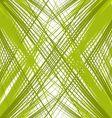 Green branches vector