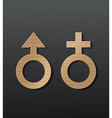 Sex icon vector