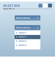 Select box vector