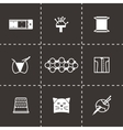 Needlywork icon set vector