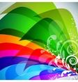 Beautiful multicolor background vector