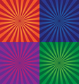 Colorful background design elements vector
