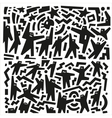 People abstract vector