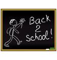 Back 2 school vector