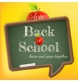 Welcome back to school eps 10 vector