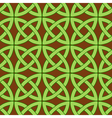 Celtic pattern brown vector
