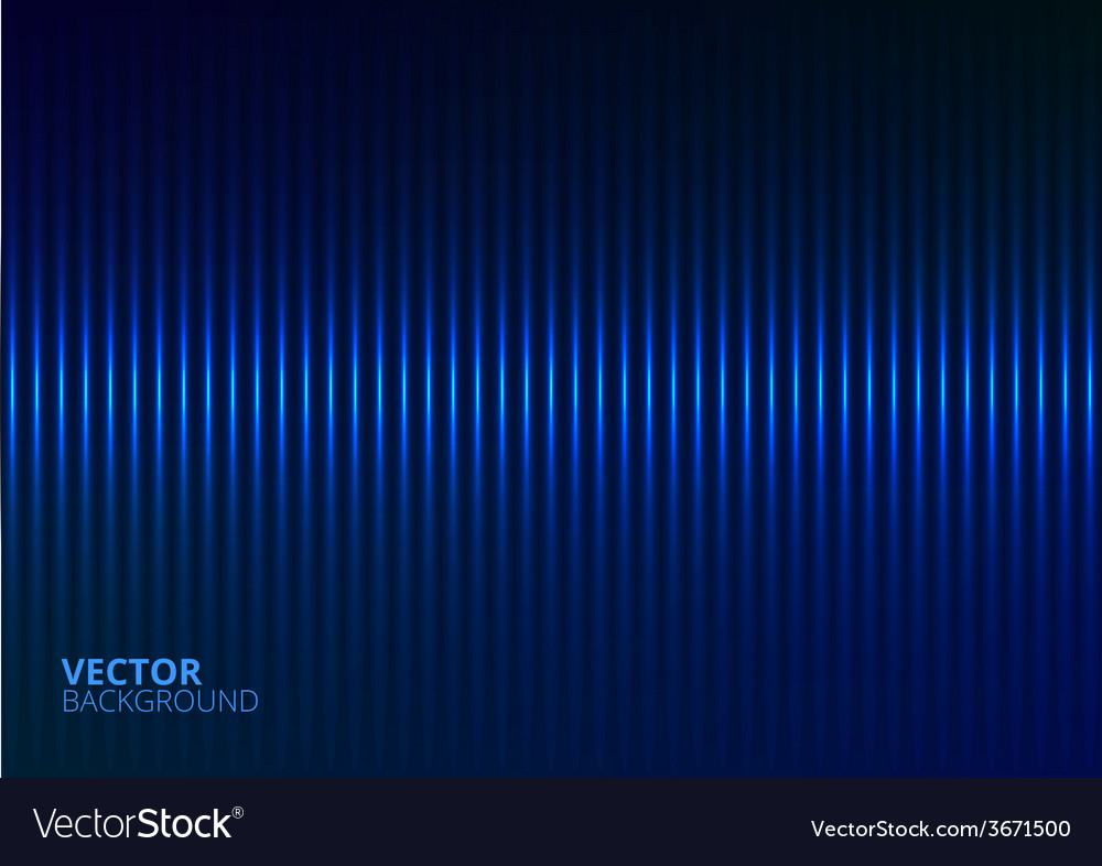 A blue music equalizer vector | Price: 1 Credit (USD $1)