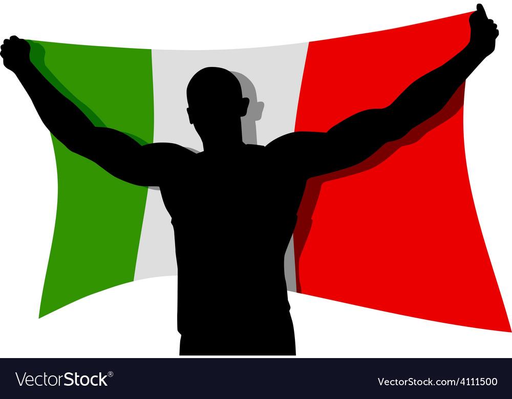 The winner flag vector   Price: 1 Credit (USD $1)