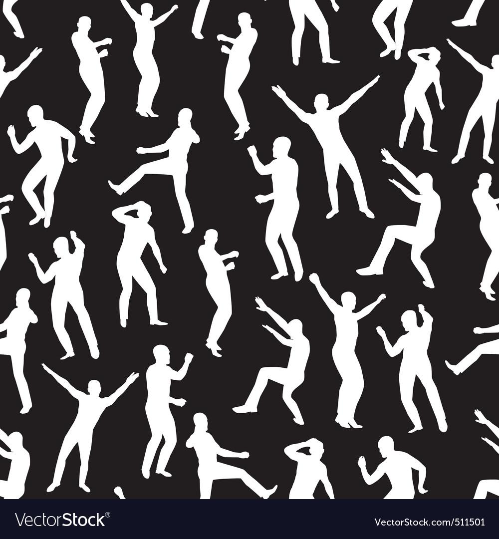 Dancing people vector   Price: 1 Credit (USD $1)
