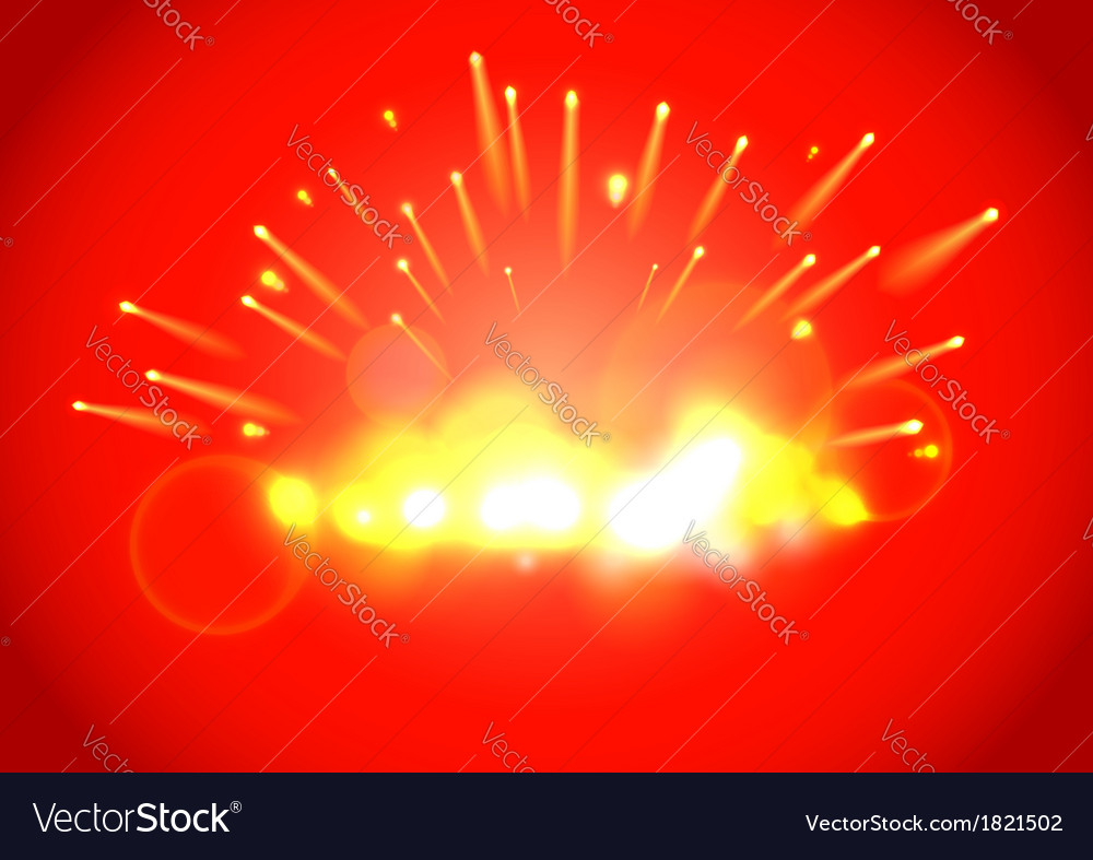 Sparkling background for advertising vector | Price: 1 Credit (USD $1)