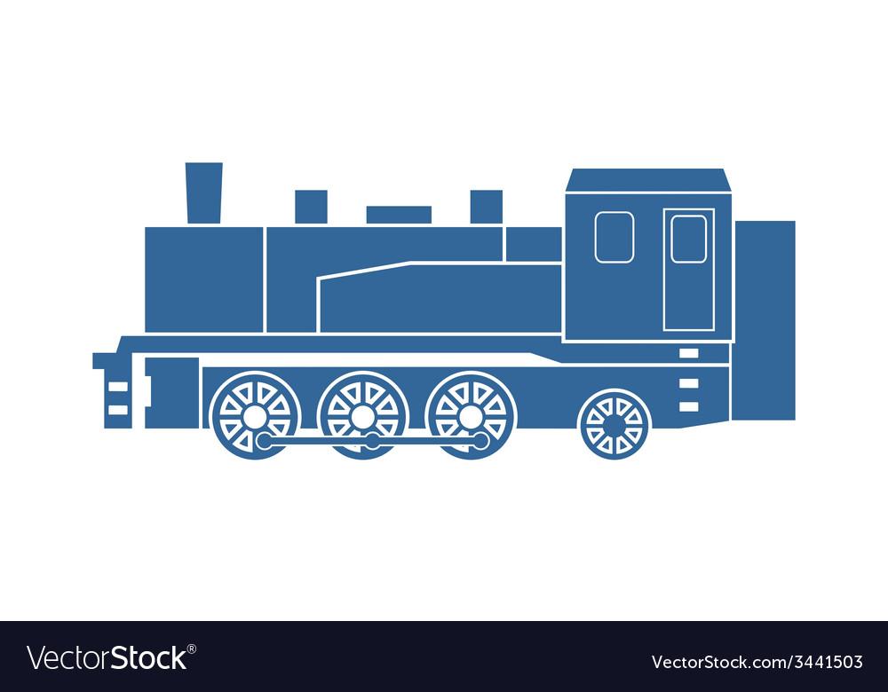 Steam locomotive vector   Price: 1 Credit (USD $1)