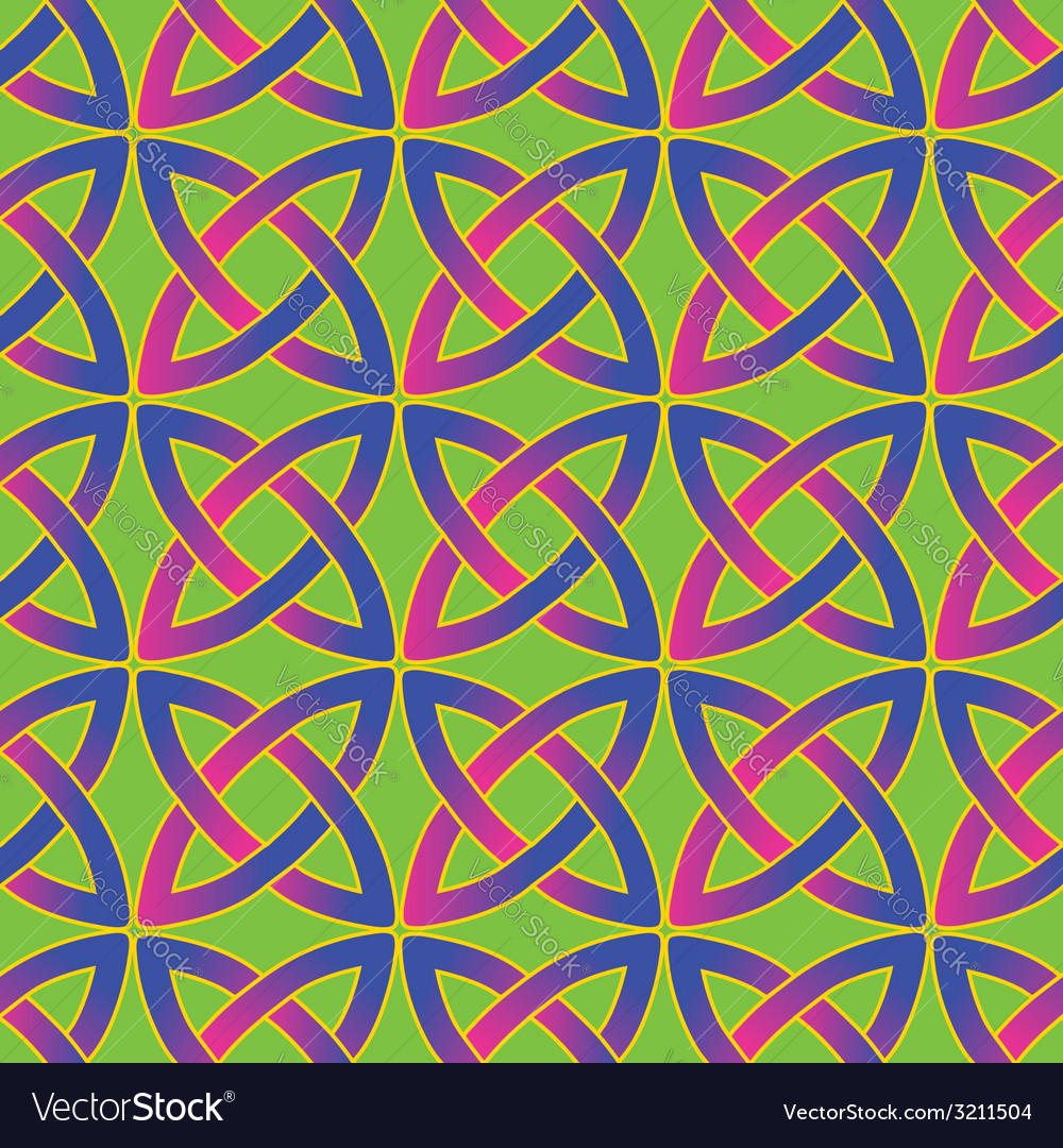 Celtic pattern vector | Price: 1 Credit (USD $1)