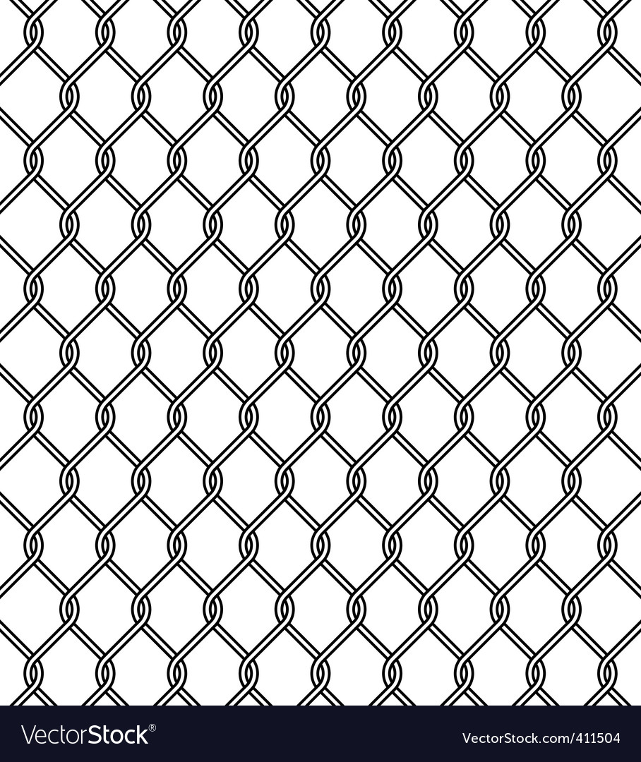 Mesh fence vector | Price: 1 Credit (USD $1)