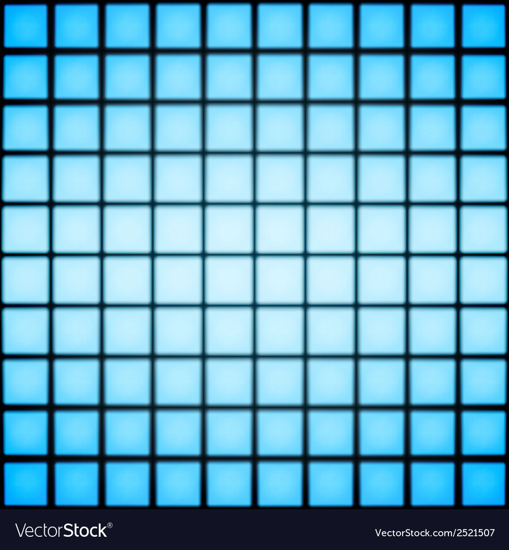 Blue tiles vector | Price: 1 Credit (USD $1)