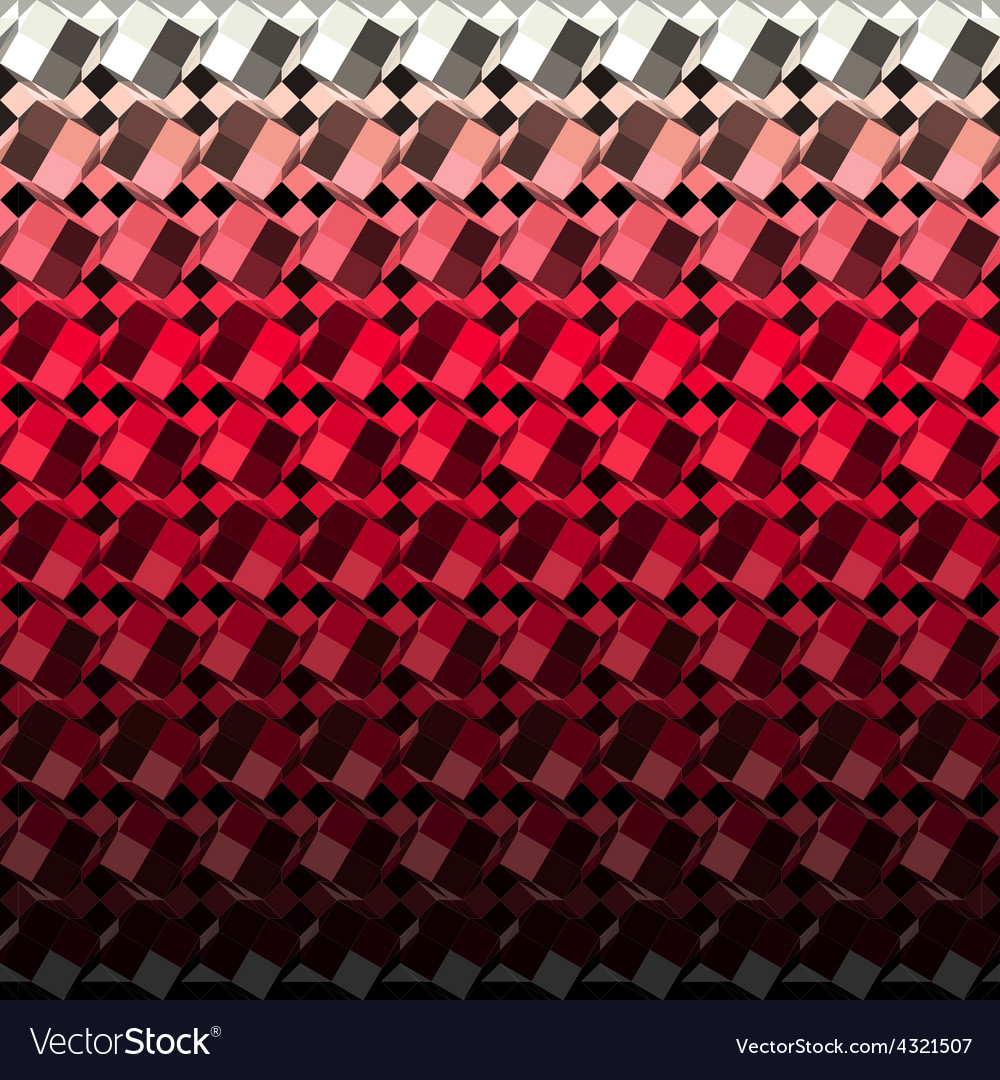 Geometric pink red backdrop vector | Price: 1 Credit (USD $1)