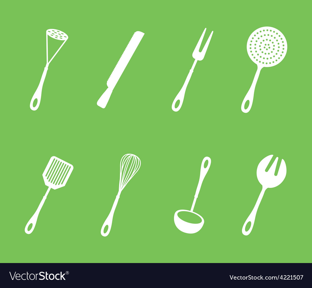 Set cutlery vector | Price: 1 Credit (USD $1)