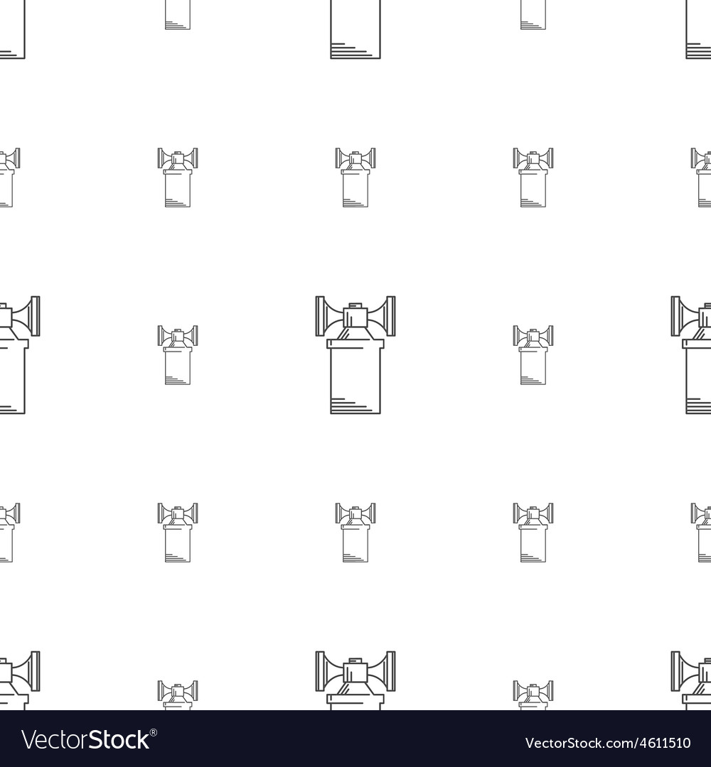 Air horn background vector | Price: 1 Credit (USD $1)