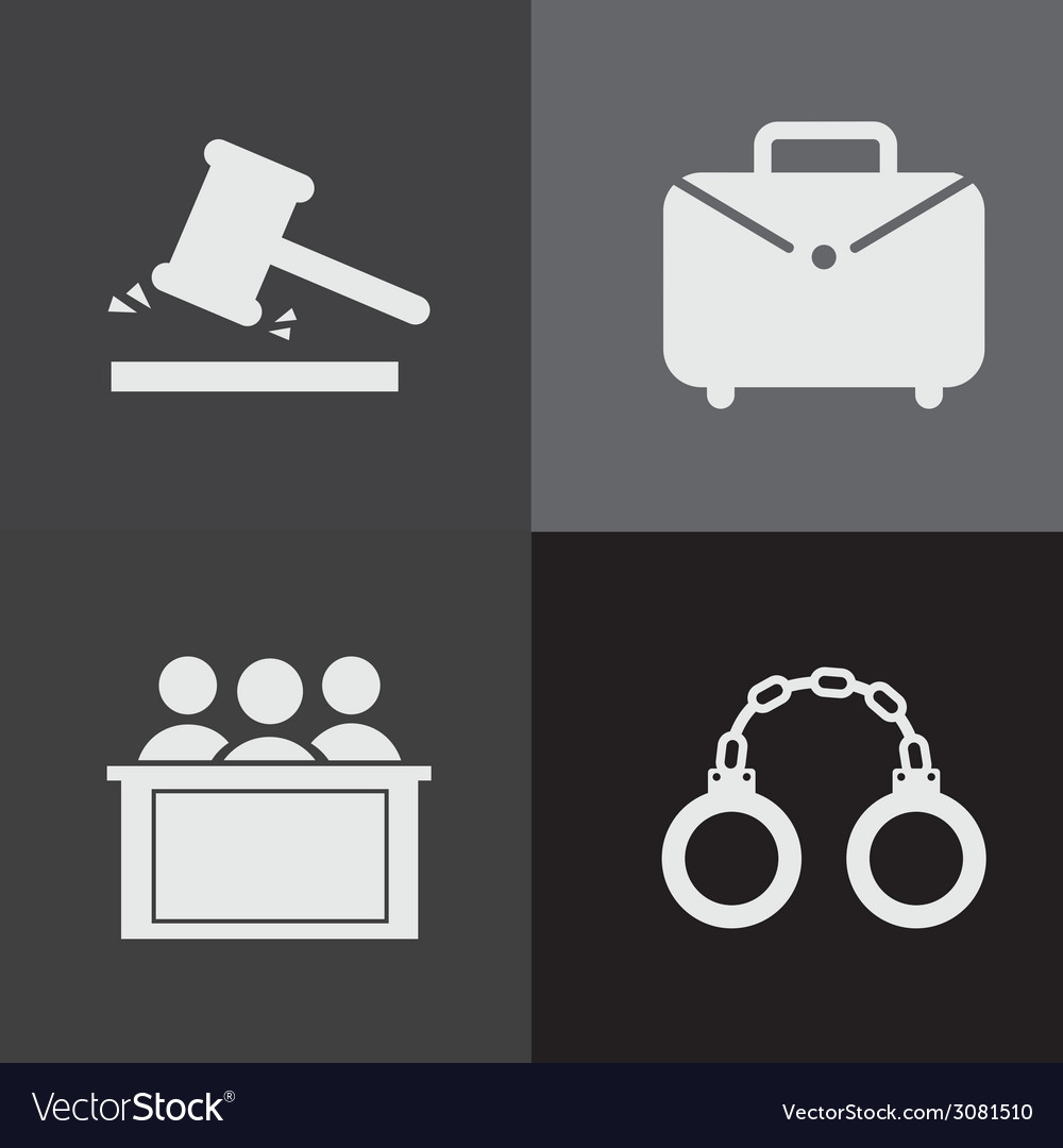 Judge design vector | Price: 1 Credit (USD $1)