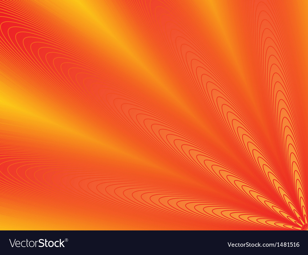 Abstract fiery background vector | Price: 1 Credit (USD $1)