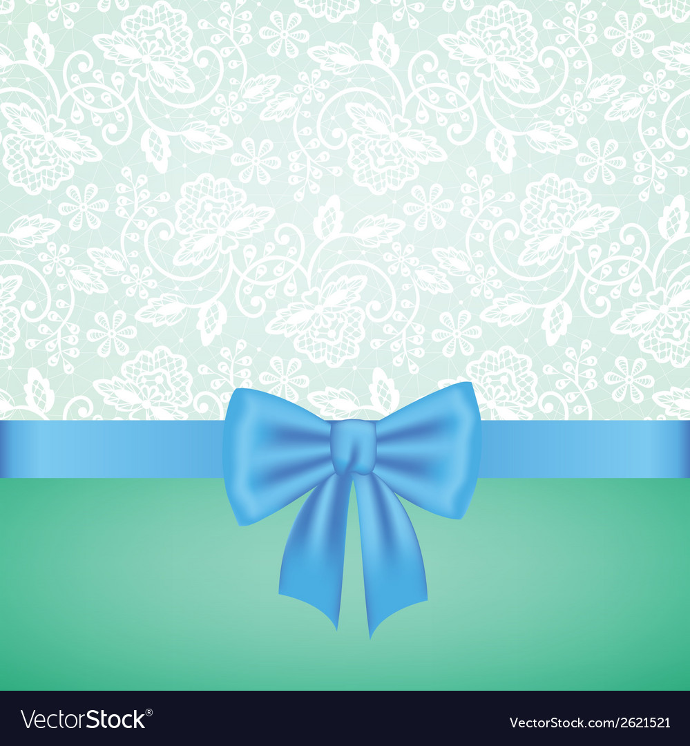 Card with white lace vector   Price: 1 Credit (USD $1)