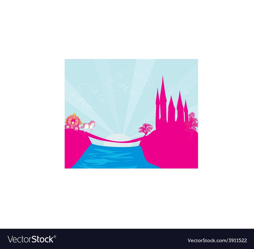 Fantasy background vector | Price: 1 Credit (USD $1)