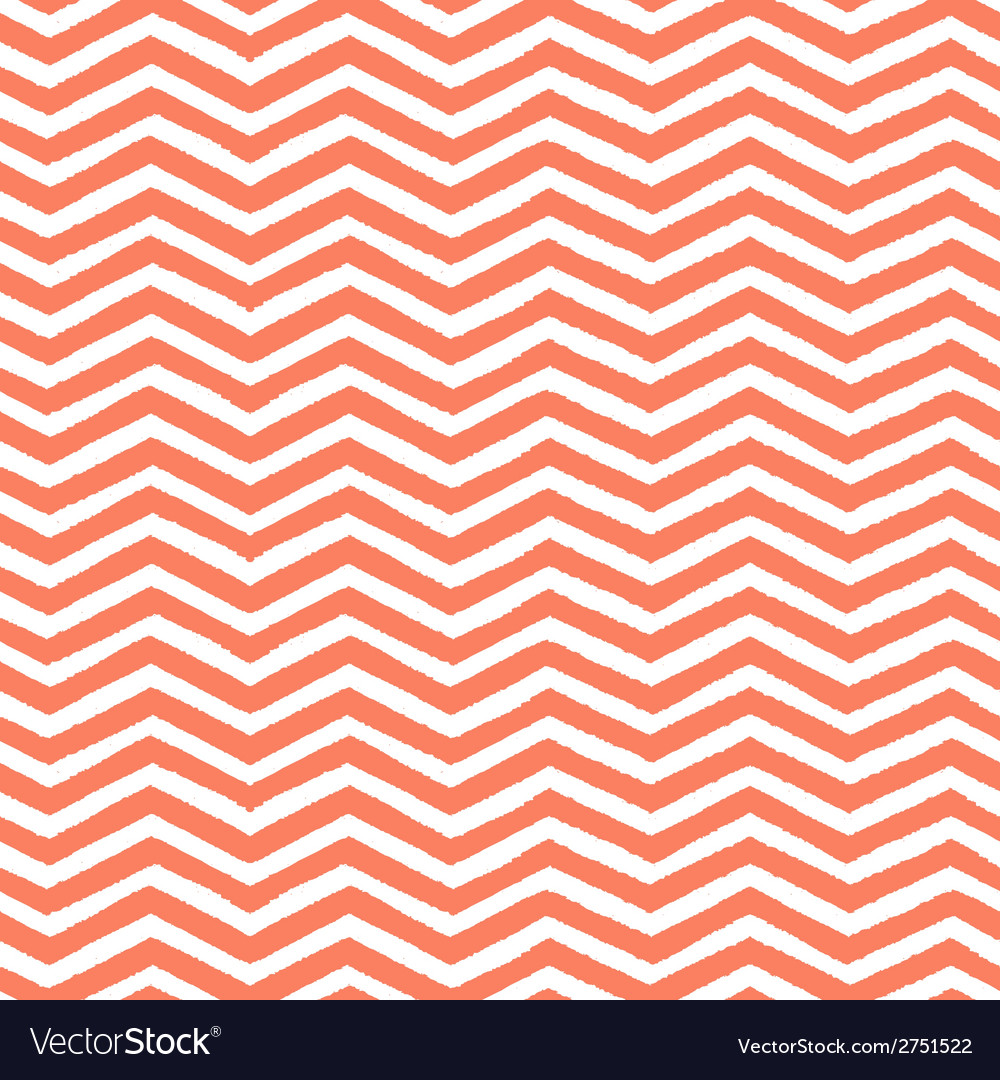 Geometric chevron seamless pattern hand drawn vector | Price: 1 Credit (USD $1)
