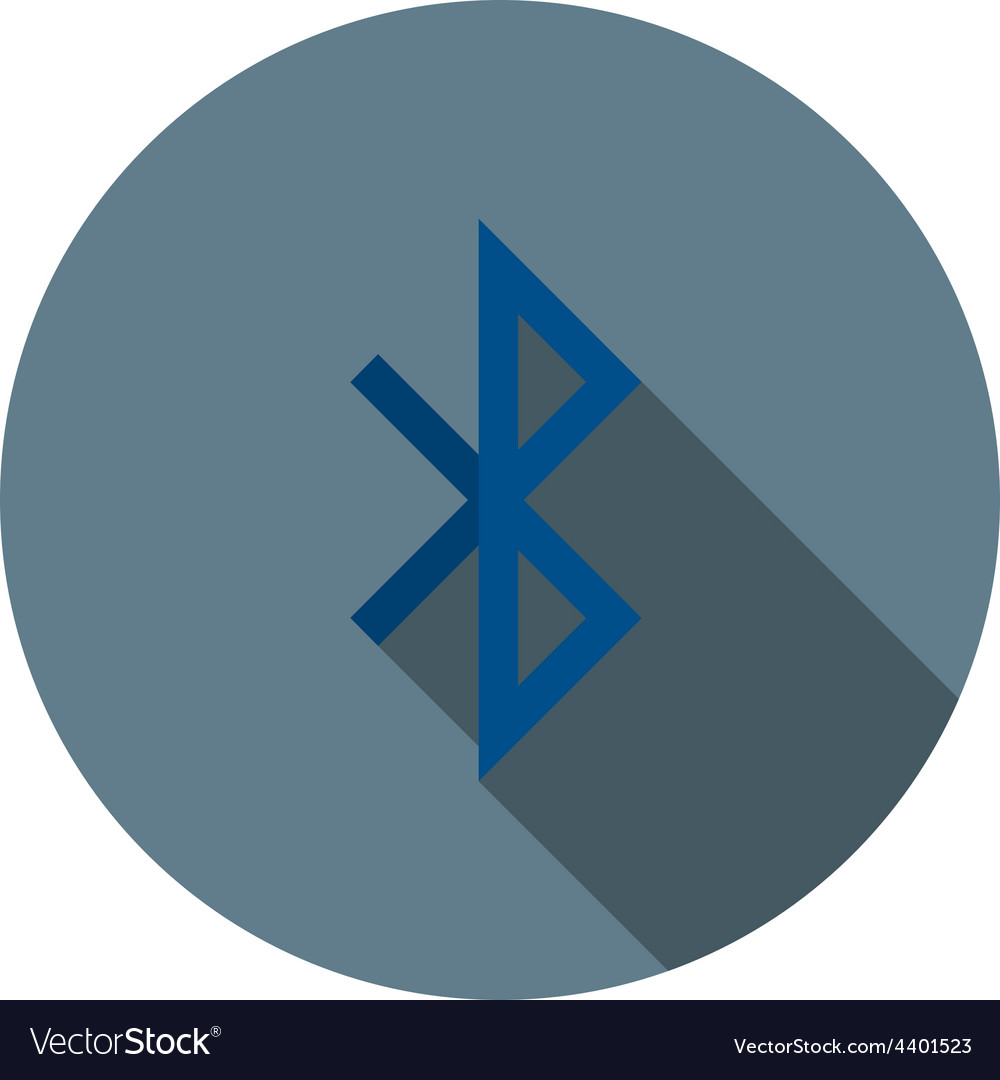 Bluetooth vector | Price: 1 Credit (USD $1)