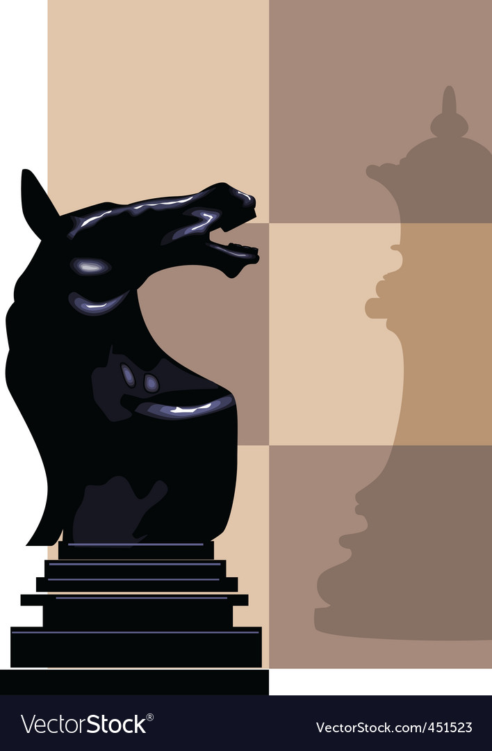 Chess pawn vector | Price: 1 Credit (USD $1)