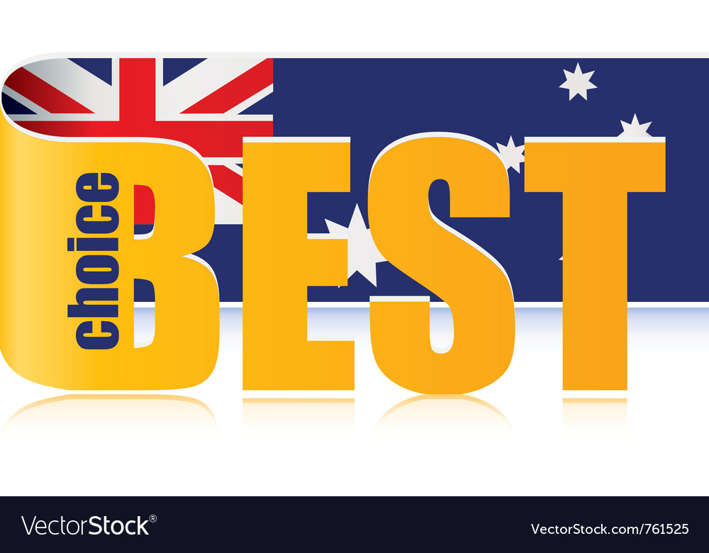 Best choice of australia vector | Price: 1 Credit (USD $1)