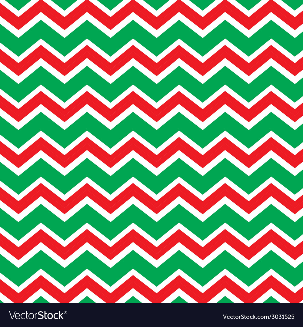 Chevron christmas pattern vector | Price: 1 Credit (USD $1)