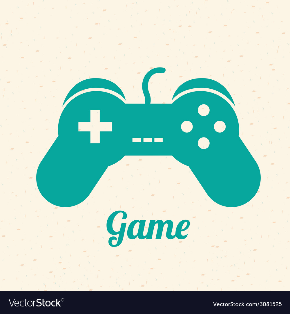 Game design vector | Price: 1 Credit (USD $1)