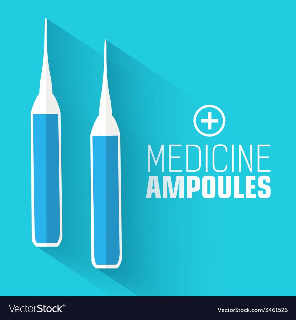 Medicine flat icons set concept vector   Price: 1 Credit (USD $1)