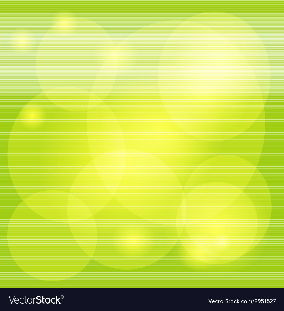 Light green striped decorative background vector | Price: 1 Credit (USD $1)