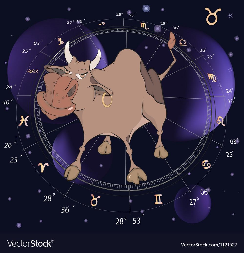 Zodiac signs taurus vector   Price: 1 Credit (USD $1)
