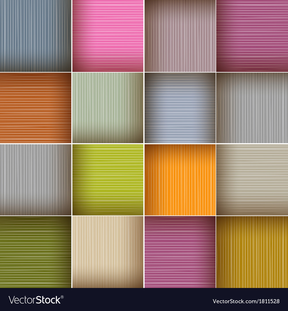 Square colorful wooden abstract background vector | Price: 1 Credit (USD $1)