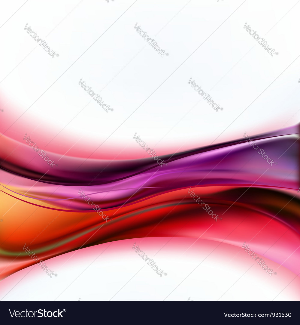 Colorful elegant abstract vector | Price: 1 Credit (USD $1)