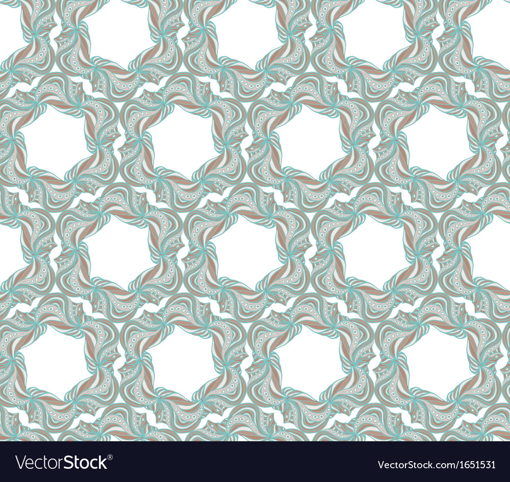 Light blue seamless pattern vector | Price: 1 Credit (USD $1)