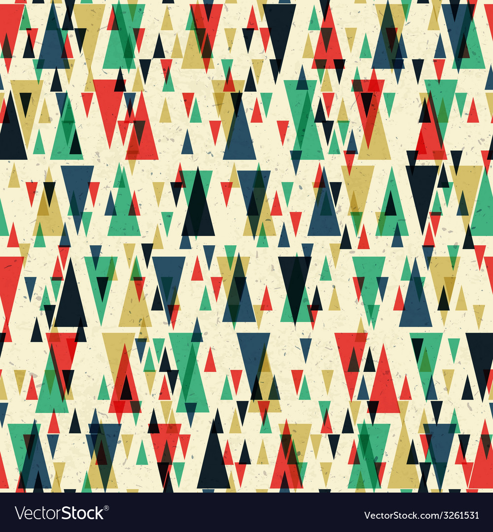 Seamless geometric pattern on paper texture vector   Price: 1 Credit (USD $1)